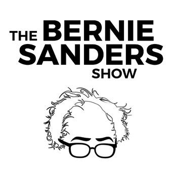 The Bernie Sanders Show podcast artwork