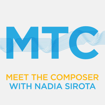 Meet the Composer podcast artwork