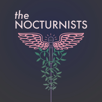 The Nocturnists podcast artwork