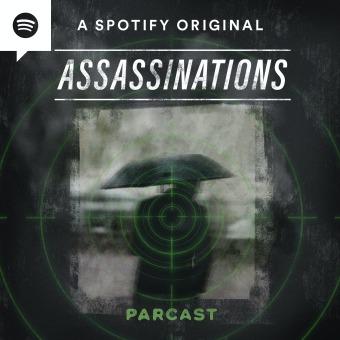 Assassinations podcast artwork