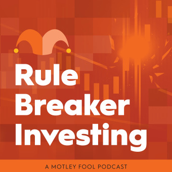 Rule Breaker Investing podcast artwork