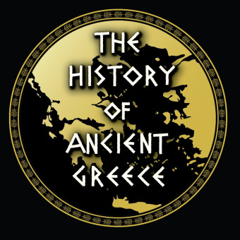 The History of Ancient Greece podcast artwork