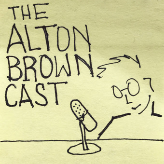 The Alton Browncast podcast artwork