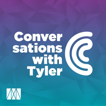 Conversations with Tyler podcast artwork