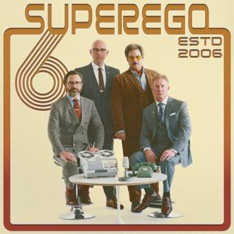Superego podcast artwork