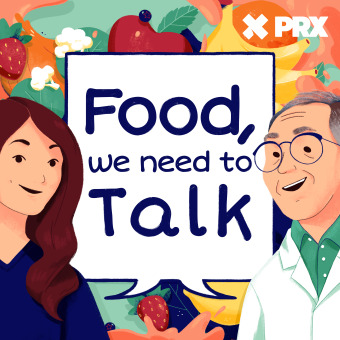 Food, We Need To Talk podcast artwork