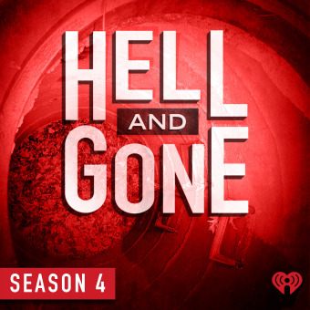 Hell and Gone podcast artwork