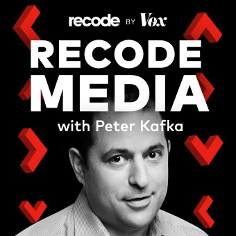 Recode Media podcast artwork