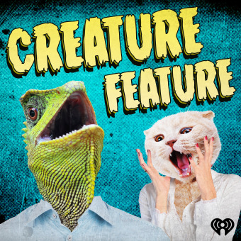 Creature Feature podcast artwork