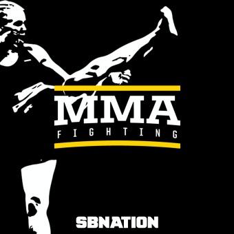 MMA Fighting podcast artwork
