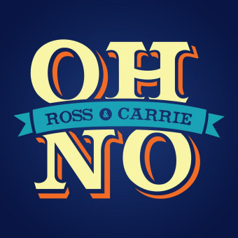 Oh No Ross and Carrie podcast artwork