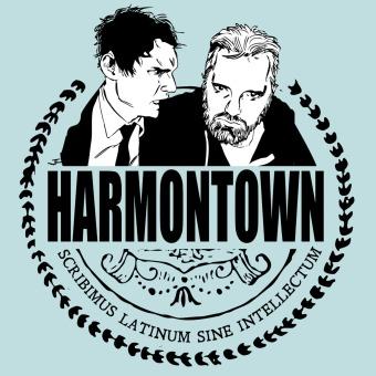 Harmontown podcast artwork