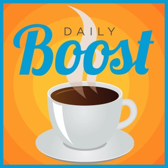 Daily Boost | Daily Coaching and Motivation podcast artwork