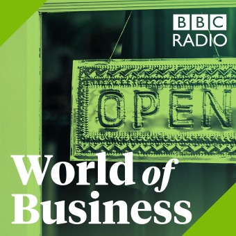 The World of Business podcast artwork