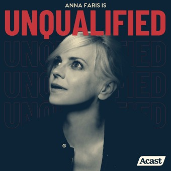 Anna Faris Is Unqualified podcast artwork