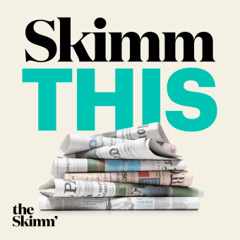 Skimm This podcast artwork