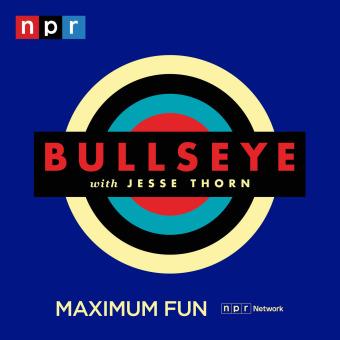 Bullseye with Jesse Thorn podcast artwork