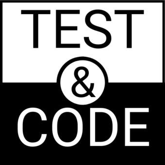 Test & Code :  Python Testing for Software Engineering podcast artwork