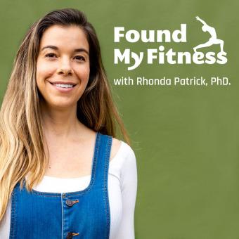 FoundMyFitness podcast artwork