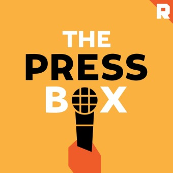 The Press Box podcast artwork