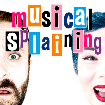 MusicalSplaining podcast artwork