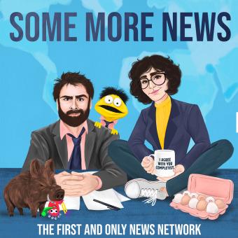 Even More News podcast artwork