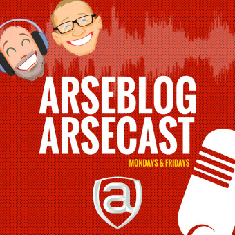 Arseblog - the Arsecasts, Arsenal podcasts podcast artwork