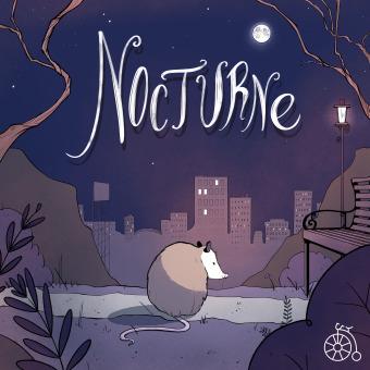 Nocturne podcast artwork