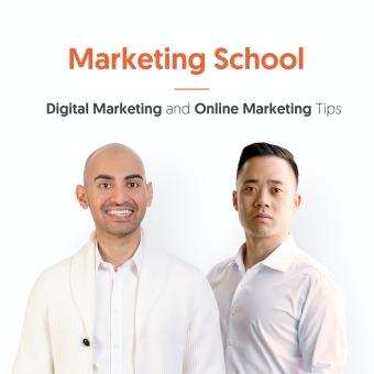 Marketing School - Digital Marketing and Online Marketing Tips podcast artwork