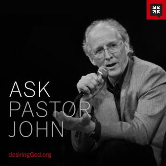 Ask Pastor John podcast artwork