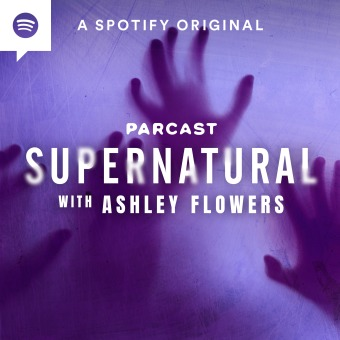 Supernatural with Ashley Flowers podcast artwork