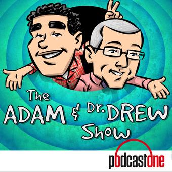 The Adam and Dr. Drew Show podcast artwork