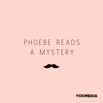 Phoebe Reads a Mystery podcast artwork