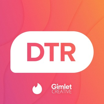 DTR - The Official Tinder Podcast podcast artwork