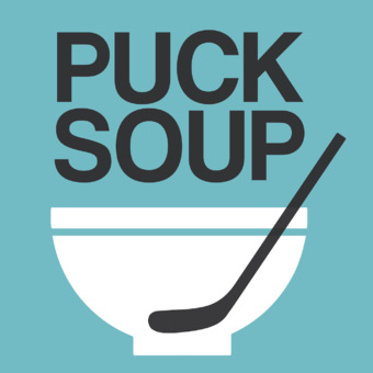 Puck Soup podcast artwork