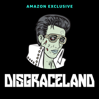 DISGRACELAND podcast artwork