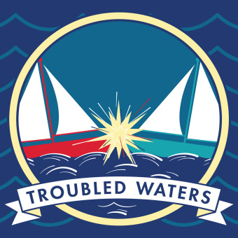 Troubled Waters podcast artwork