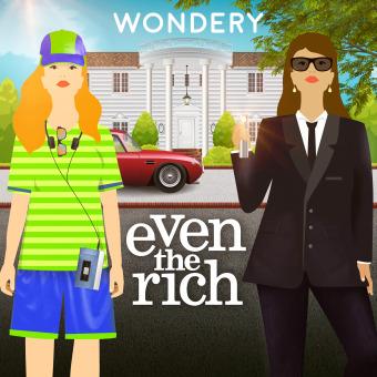 Even the Rich podcast artwork