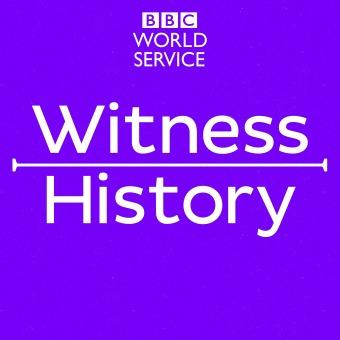 Witness History podcast artwork