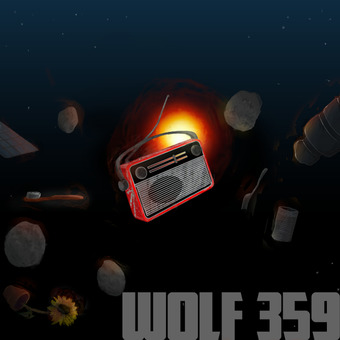 Wolf 359 podcast artwork