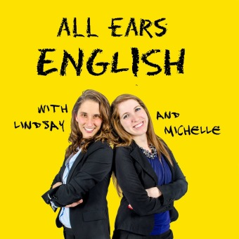 All Ears English Podcast podcast artwork