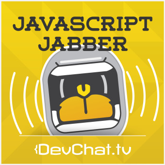 JavaScript Jabber podcast artwork