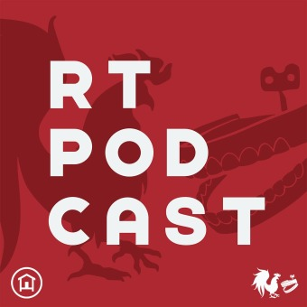 Rooster Teeth Podcast podcast artwork