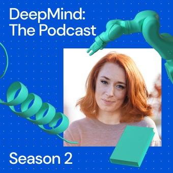 DeepMind: The Podcast podcast artwork