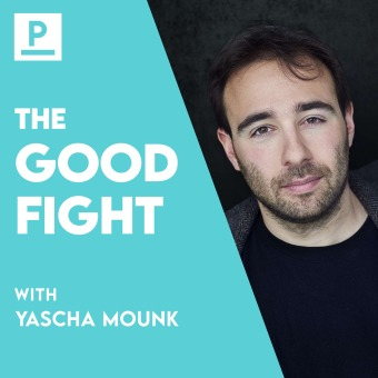 The Good Fight podcast artwork