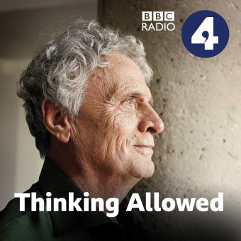 Thinking Allowed podcast artwork