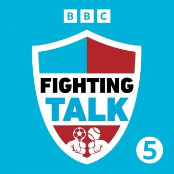Fighting Talk podcast artwork