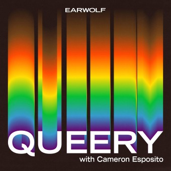 QUEERY with Cameron Esposito podcast artwork