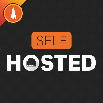 Self-Hosted podcast artwork