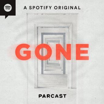 GONE podcast artwork